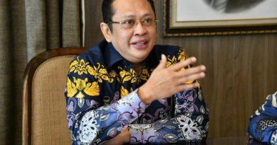 Ketua MPR Apresiasi Langkah Pemerintah Tunda Bahas RUU HIP
