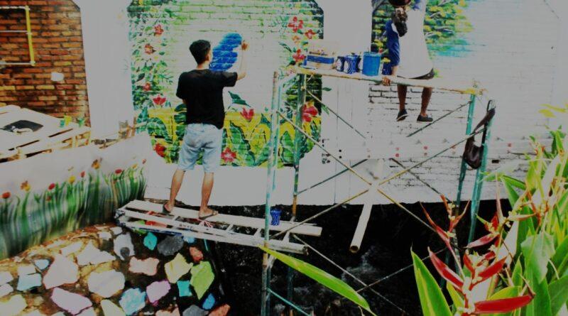 Meriahkan HUT RI, RW 13 Perumahan Mutiara Depok Gelar Lomba Membuat Taman