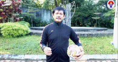 Latihan Teknik Dasar Sepak Bola Ala Indra Sjafri dan Athalla Araihan di Masa Pandemi