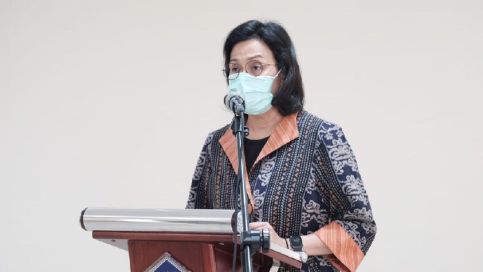 Sri Mulyani: Krisis COVID-19 Jadi Kesempatan Perkuat Fondasi Negara