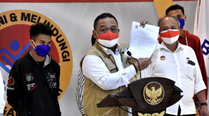 BP2MI Gerebeg Rumah Penampungan Ilegal Calon Pekerja Migran di Bogor
