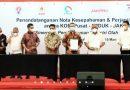 Senin Siang, KONI Pusat Tandatangani MoU dengan LPDUK dan Jakpro