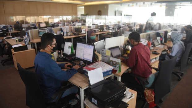 Satgas: Terjadi Peningkatan Kasus pada Klaster Perkantoran di Jakarta