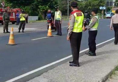 Polda Metro Jaya Sekat Akses Jakarta mulai Rabu Tengah Malam